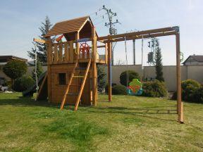 Výběr dětského hřiště